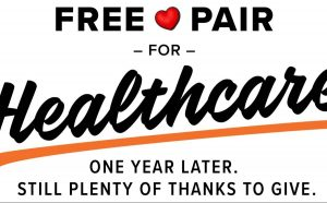 Free Crocs ~ Free Pair For Healthcare