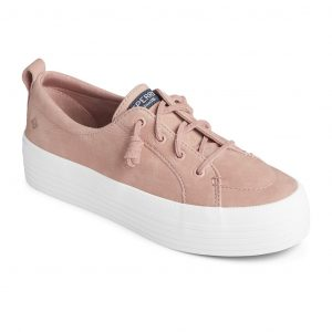 Sperry Women's Vulcanized Crest Vibe Platform Leather Shoes $39.99