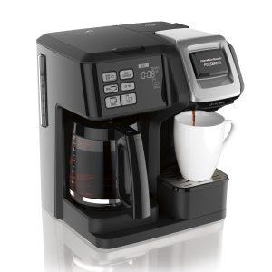 Hamilton Beach FlexBrew Trio Coffee Maker $69.99