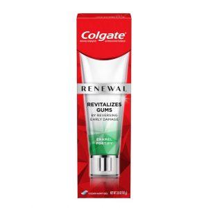 Colgate Renewal only $.71 at Walmart~Ibotta