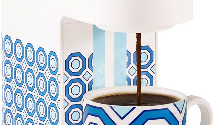 $49.99 Keurig K-Mini Jonathan Adler Coffee Maker!