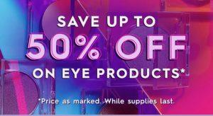 Urban Decay Eye Product Sale