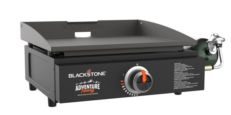 "Blackstone Adventure Ready 17"" Tabletop Outdoor Griddle"
