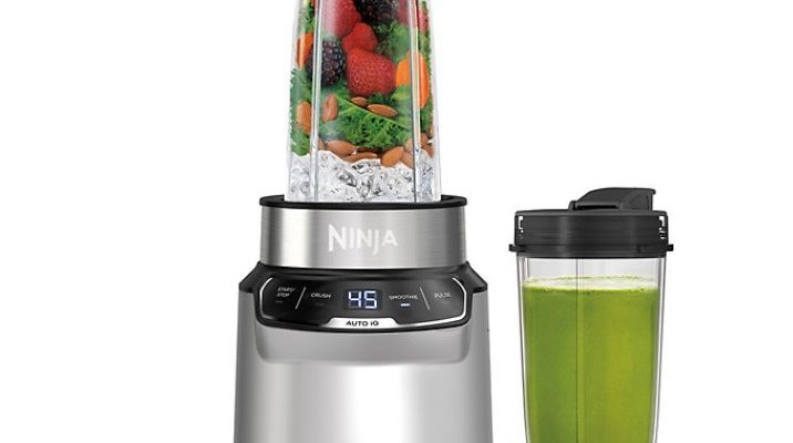 Ninja Nutri-Blender Pro as low as $62.99 at Kohl's