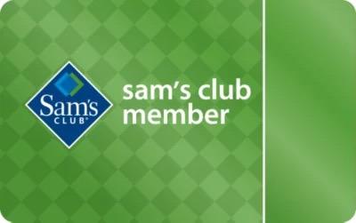 FREE Sam's Club Membership!
