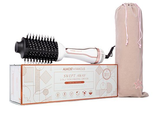 Blowout Brush by Almost Famous Almost 90% Off!