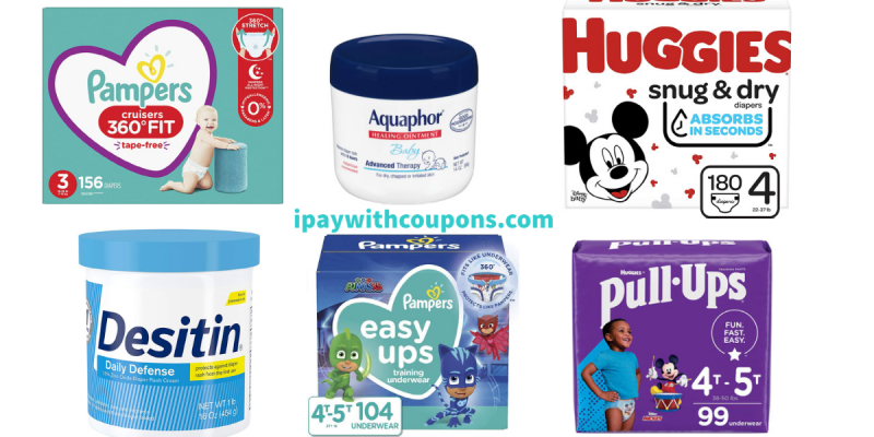 Amazon Promo Baby Items Save $20 When You Spend $100!