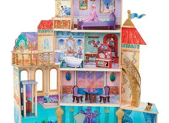 Disney Princess Ariel Undersea Kingdom Dollhouse $134.99