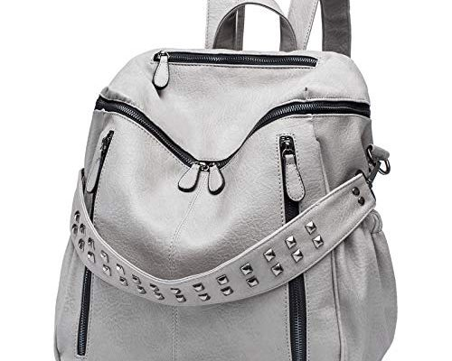 ROULENS Women PU Leather Backpack Purse Save 40%