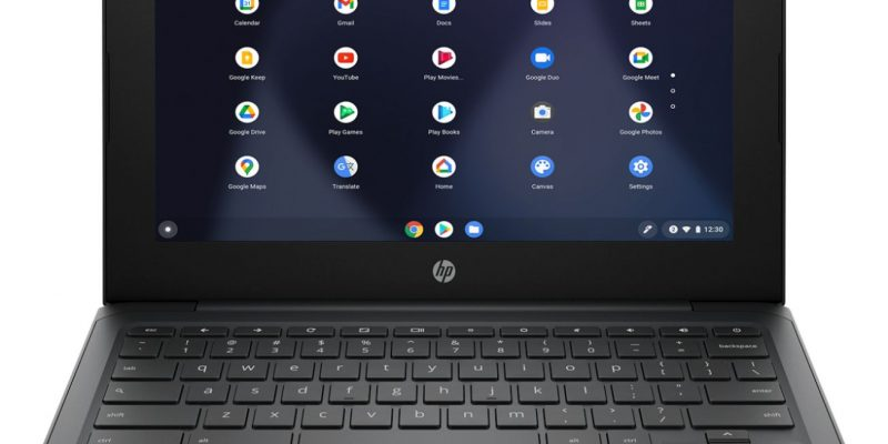 "HP - 11.6"" Chromebook"