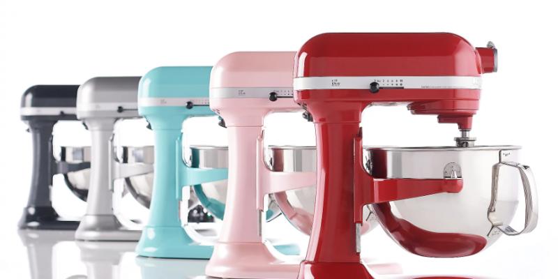 KitchenAid Pro 600 6-qt Bowl Lift Stand Mixer with Flex Edge $369.78!