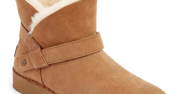 Ugg Booties 60% off at Nordstrom