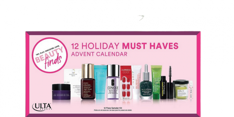 12 Holiday Must Haves Advent Calendar