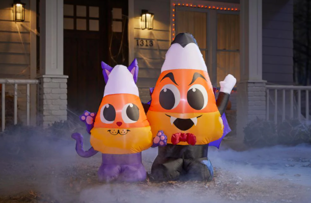 Halloween Inflatables Home Depot Deal of The Day!