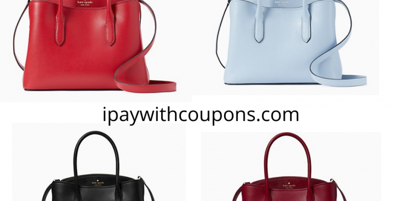 Kate Spade Rory Medium Satchel $99.00 Today Only!